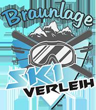 Braunlage Skiverleih Logo